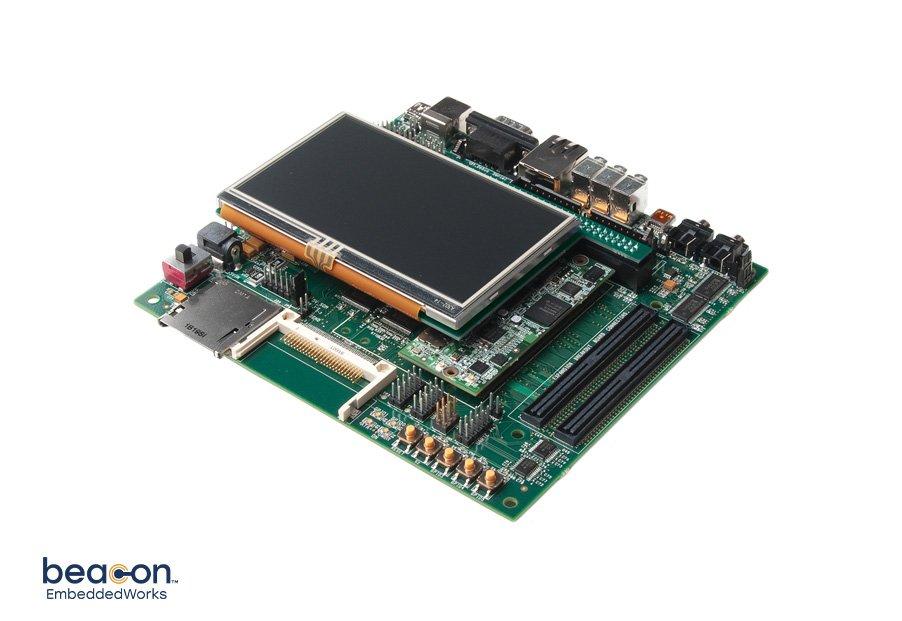 DM3730 SOM-LV Dev Kit
