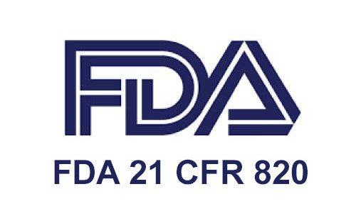 FDA 21 CFR 820