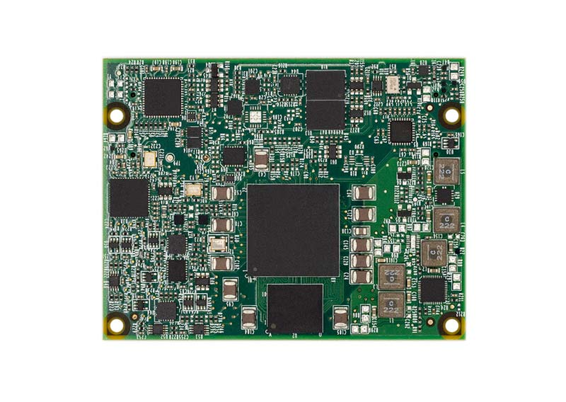 Inflexion Zynq 7020 SOM LV FRONT