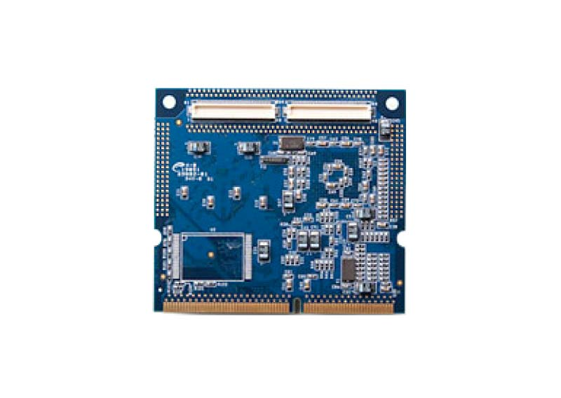 NXP LH79524 Card Engine Back