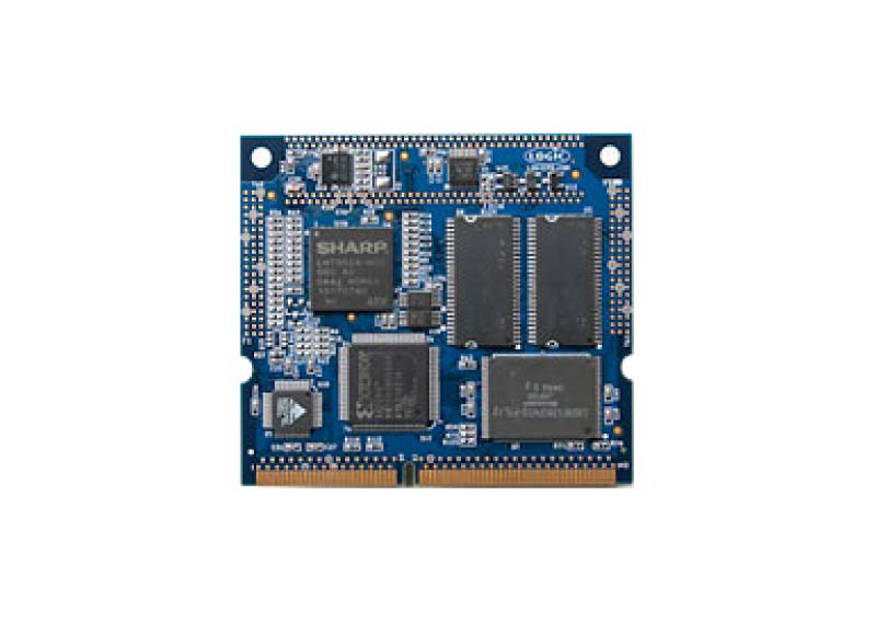 NXP LH79524 Card Engine Front