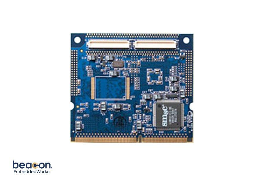 NXP LH7A404 Card Engine Back
