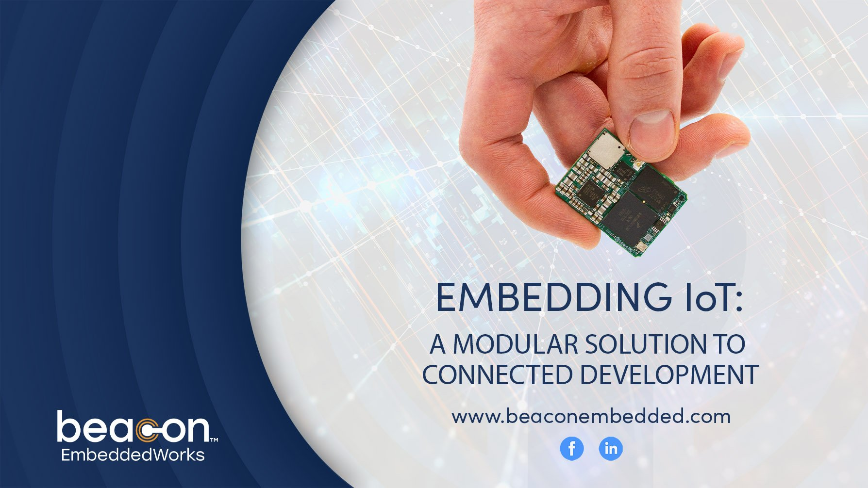 Embedding IoT: A Modular Solution to Connected Development