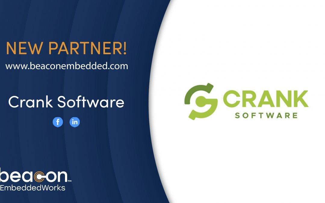 Crank Software Partnership